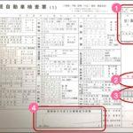 ユーザー車検の検査用紙の書き方!図解マニュアル【軽自動車・継続】